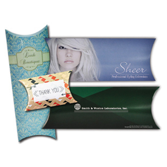 Paperboard Pillow Boxes